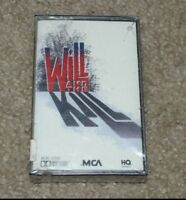Will and the Kill~Self-Titled Cassette Tape~1988 Blues Rock~SEALED~FAST SHIPPING