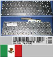 "Clavier Qwerty Latino SAMSUNG 300 Series 15.6"" 300E5A BA59-03185K 9Z.N5QSN.31E"