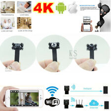 4K Mini Spy Wifi Wireless Camera IP Motion Detection Alarm Remote Night Vision A
