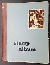 Colección del mundo en Stockbook, Rumania, Polonia, Japón, Panamá, Grecia, Jamaica