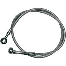 Russell Universal Braided Stainless Steel Brake Line  60in R58292S*