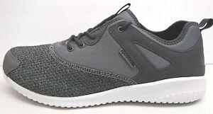 Reebok Size 11.5 Gray Walking Sneakers New Mens Shoes
