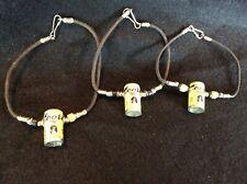 New listing 3 vintage Coors beer can bracelets