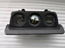 Altimeter Inclinometer  Central Display Mitsubishi Pajero Montero Shogun MK2 2