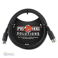Pig Hog Solutions MIDI Cable (6 ft.) 6 ft.