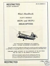 Piasecki H-25 1950's Army Mule HUP 1 HUP 2 Retriever manual archive very rare