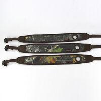 Tourbon Hunting Camo Gun Slings Rifle Strap Padded Adjustable Belt Rest Non-slip