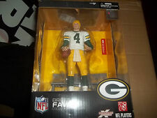 Mcfarlane NFL Brett Favre Green Bay Packers Collector's Edition Figure Unopened