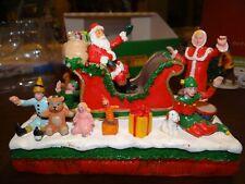 Lemax Santa Claus Christmas Sleigh Table Accent (Lot 184)
