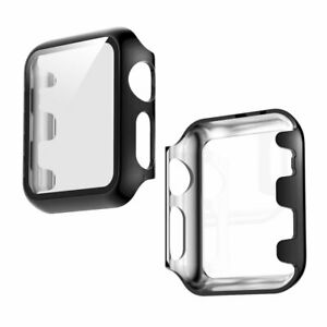 For Apple Watch Series 1/2/3 42mm AMZER Full Coverage Plating TPU Bumper Case