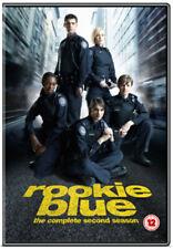 Rookie Blue: Series 2 DVD (2012) Missy Peregrym cert 12 4 discs ***NEW***