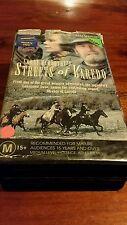 STREETS OF LAREDO - JAMES GARDNER, SISSY SPACEK DOUBLE CLAMSHELL -   VHS VIDEO'S