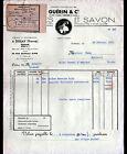 """DISSAY (86) USINE de PRODUITS CHIMIQUES , LESSIVES & SAVONS """"GUERIN & Cie"""" 1948"""