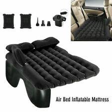 Inflatable Car SUV Air Bed Sleep Travel Mattress Seat Cushion Mat Camping w Pump
