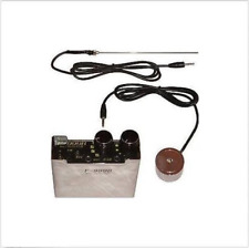 Super Sensitive Listen Thru-wall Contact/probe Microphone Amplifier System F999B