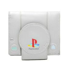 Official Sony PlayStation 1st Gen en forme de Bi-Fold Portefeuille-Rétro Hommes Joueurs Cadeau