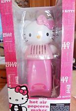 HELLO KITTY Electric HOT AIR POPCORN Popper /Machine*PINK KT5235A New NIB