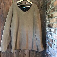 Tri-Mountain Fleece Sweater Pullover Mens XL RN 88051