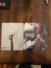 Predator Steelbook Blu Ray Great Condition