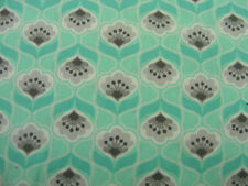 Baumwollstoff Camelot Mint Condition Posies in Mint Stoff  0,5m