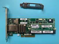 HP 633537-001 610669-001 Smart Array P222 512MB Cache PCI-E SAS RAID Controller