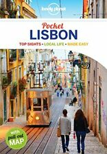 Lonely Planet Pocket Lisbon (Travel Guide) by Christiani, Kerry Book The Cheap