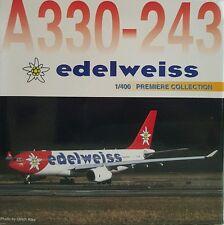 Dragon Wings Edelweiss A330-243 1:400