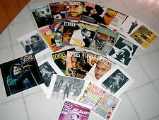 lotto riviste soul music inglesi / echoes + togetherness / come nuove / look !!!