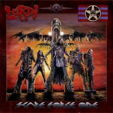 Scare Force One [Digipak] by Lordi (Finland) (CD, Nov-2014, AFM Records)