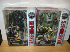 Transformers 5 The Last Knight TLK Voyager Megatron & Autobot Hound MISB IN HAND