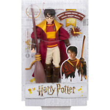 Harry Potter Gryffindor Quidditch Robes Poseable Harry Potter Action Figure