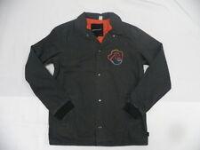 Quiksilver Sun Nap Gray Coats & Jackets Sz Medium EQYJK03246