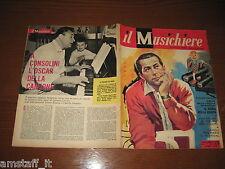 IL MUSICHIERE 1959/9=PERRY COMO=NILLA PIZZI=GIORGIO CONSOLINI=GERMANA CAROLI=