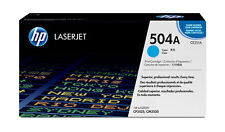 Hp LaserJet Cp3525 Toner cian (7.000 Páginas)504a