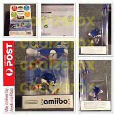 BRAND NEW* AUS RELEASE Nintendo AMIIBO Super Smash Bros Sonic The Hedgehog No 26