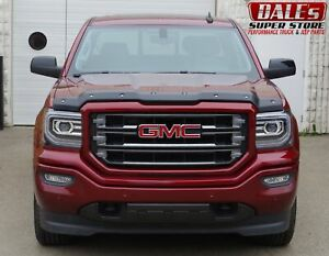 FORMFIT Smooth Tough Guard Hood Protector for 14-17 GMC Sierra 1500   TG-23A14