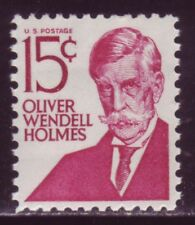 #1288 OLIVER WENDELL HOLMES. WHOLESALE LOT OF (10) MINT SINGLES. F-VF NH!