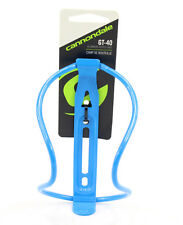 CANNONDALE GT-40 BICYCLE WATER BOTTLE CAGE, BLUE
