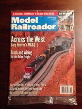 Model Railroader Magazine Oct. 2000, Stone Overpass, Civil War Diorama, NIP