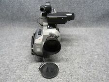 Panasonic Proline ag-190-p VHS Movie Camera For Recording 8x Optical Zoom