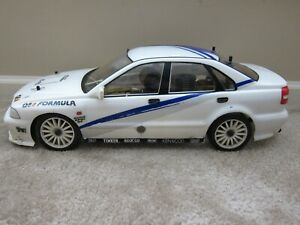 KYOSHO LANDMAX with OS 21RG pull-start engine and Dual Exhaust