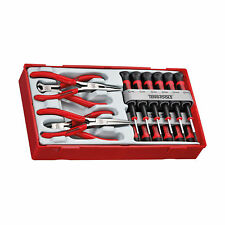 Teng Tools 16 Piece Mini Plier & Screwdriver Set
