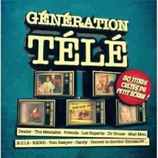 CD de musique en coffret séries TV