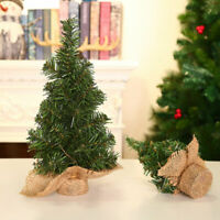 Artificial Christmas Tree Mini Tabletop Xmas Decor Pine Tree Table Ornament