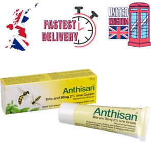 Anthisan Insect Bite & Sting Cream - 20g | ITCHING | PAIN | Antihistamine