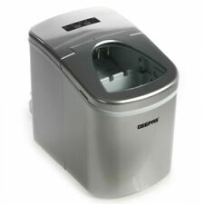 GEEPAS GIM63015UK 2.2L Freestanding Ice Cube Maker - Silver