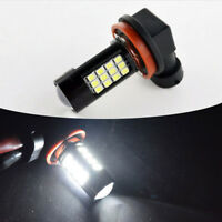 2x Pro H11/H8 42 SMD LED 2835 Canbus Error Free Fog Light Bulb Aluminum Lamp