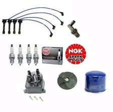 Tune Up Kit Filters,Cap,Rotor,Wires & NGK  Plugs Civic LX 1.5 D15B7