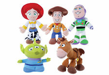 "NEW OFFICIAL 12"" TOY STORY PLUSH SOFT TOYS BUZZ LIGHTYEAR WOODY SOFT TOY"