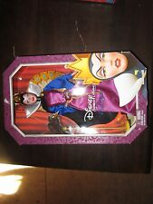 NEW Disney Fashion Doll Barbie Sized Toy Figure Evil Queen Snow White Apple Crow